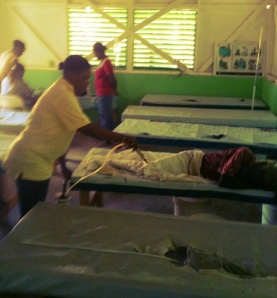 Inside a Cholera Treatment Center