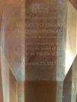 CDC Foundation Award