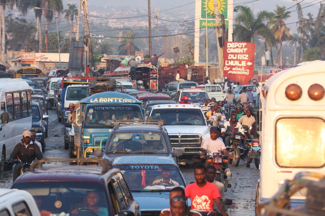 Haitian health care: a follow-up