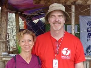 Sue & Rick