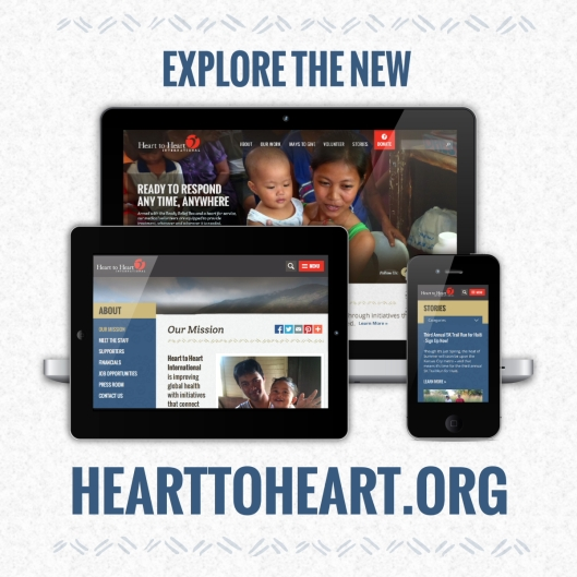 The New hearttoheart.org
